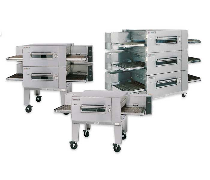 Impinger Low Profile 1600 Series Gas Conveyor Ovens
